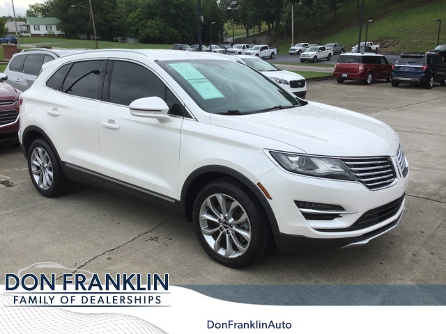 2017 Lincoln Mkc Select >> Pre Owned 2017 Lincoln Mkc Select Fwd 4d Sport Utility