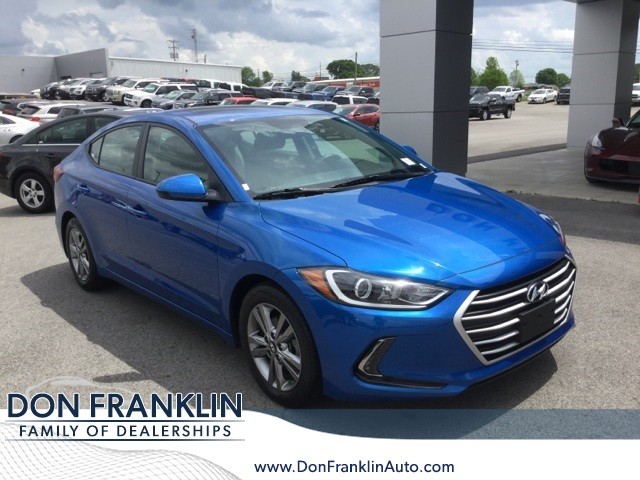 Pre Owned 2017 Hyundai Elantra Value Edition